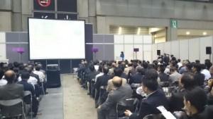 山崎直子氏講演会 「宇宙、人、夢をつなぐ」